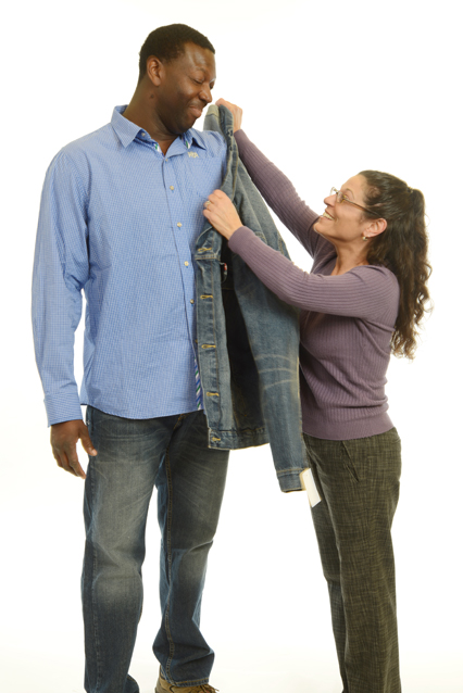 Big or Tall Men's Sizes: A Problem of Large Proportions