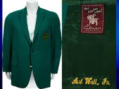 The Masters' Green Jacket] The Most Prized Jacket in Golf