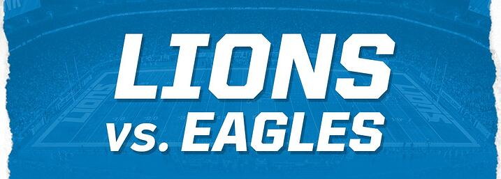 Detroit Lions vs. Philadelphia Eagles Week 3 Preview