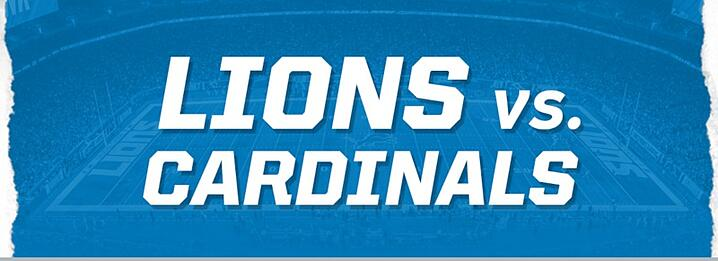 Detroit Lions vs. Arizona Cardinals Week 1 Preview