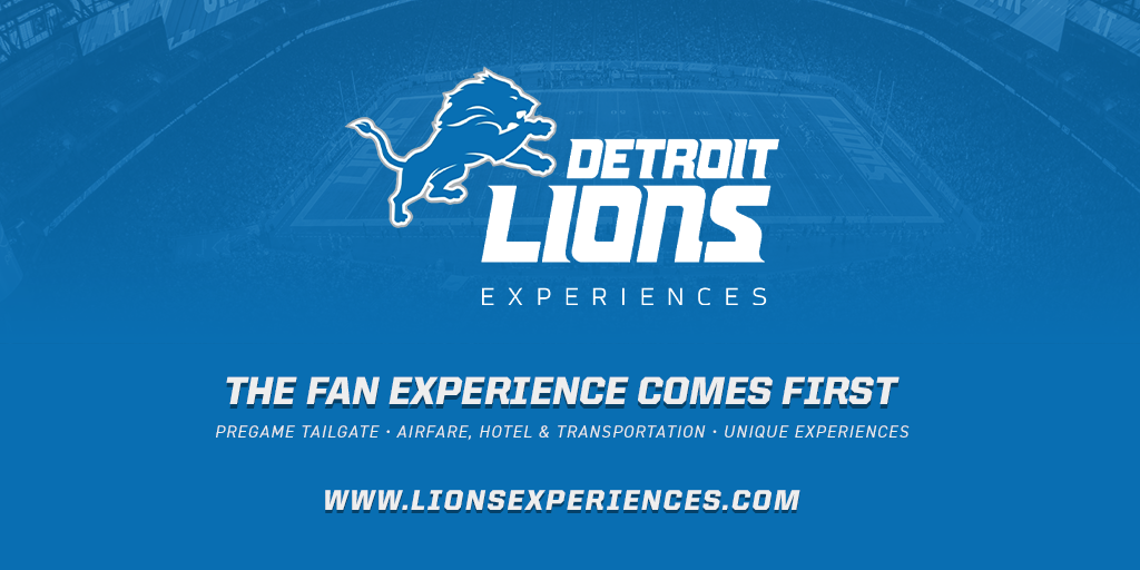 Get to Know Detroit Lions Experiences