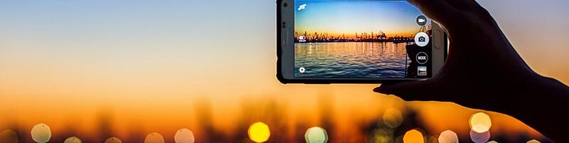 How to Take Better Pictures for Your Business (Using a Smartphone)