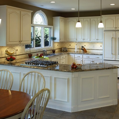 Used White Kitchen Cabinets: Is There A Dark Side To Light Kitchen Cabinets?