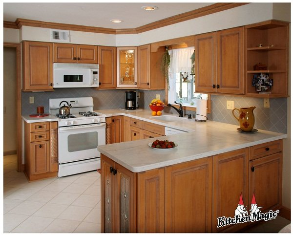 Kitchen remodel ideas for when you don 39 t know where to start for Small kitchen redo ideas