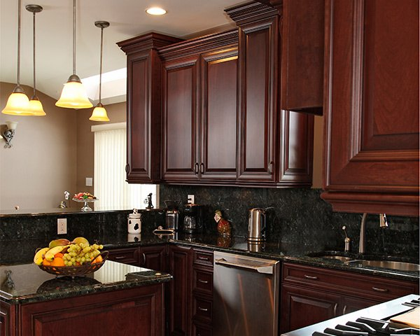 5 cabinet finishes for that perfect finishing touch for Kitchen cabinet finishes