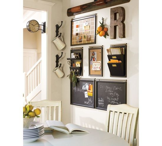 What Makes Kitchen Message Centers So Popular?