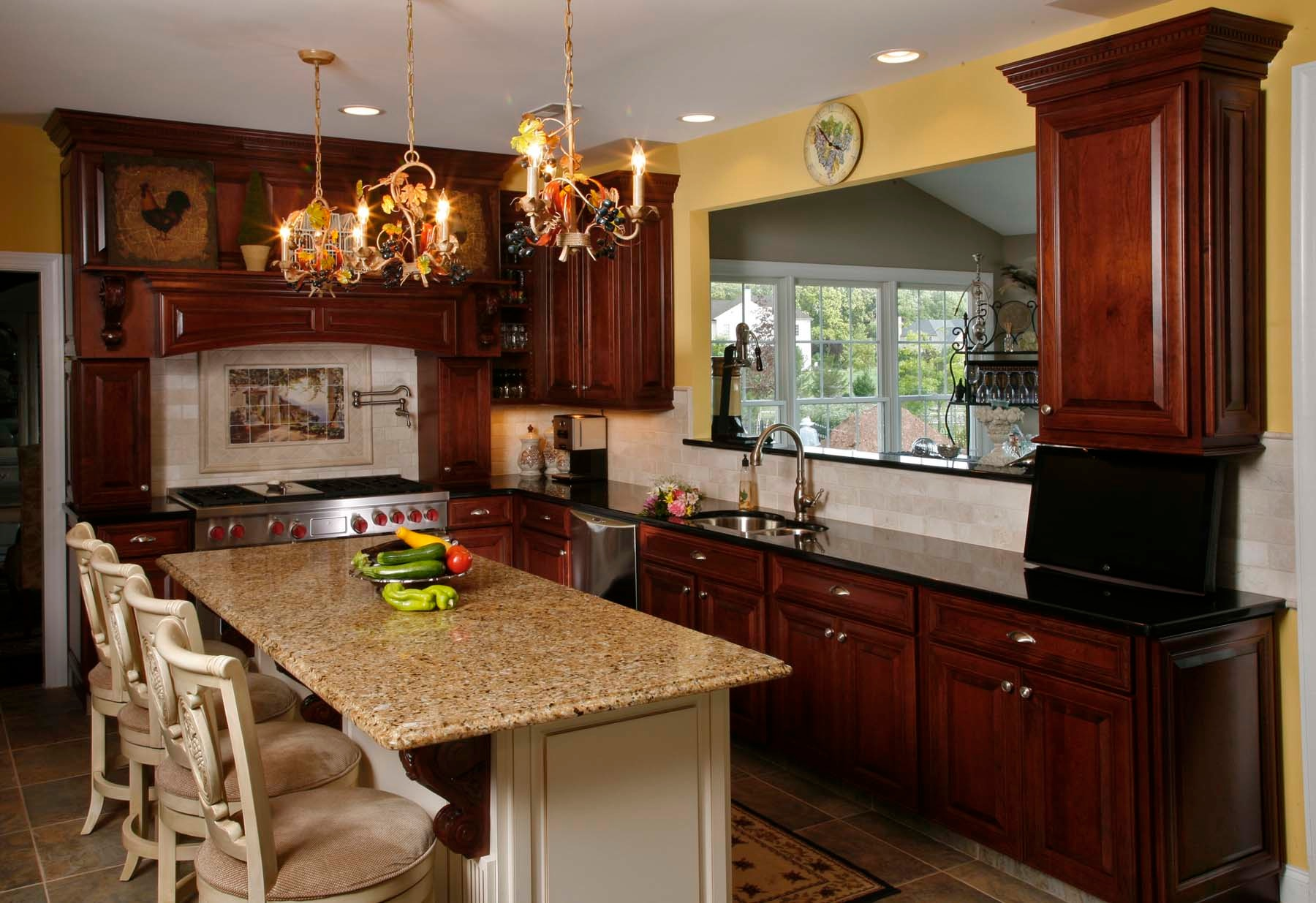 5 types of kitchen lighting. Black Bedroom Furniture Sets. Home Design Ideas