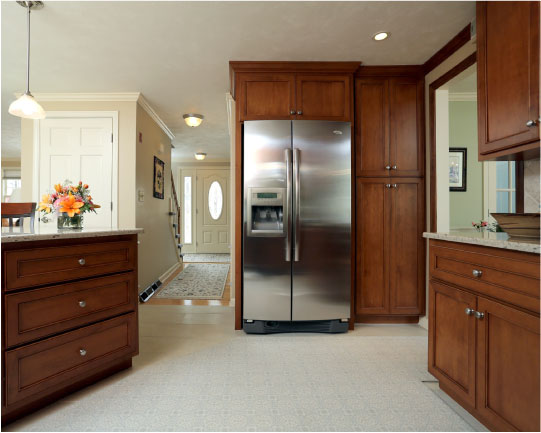 Kitchen remodeling 5 steps to the kitchen of your dreams for Pre manufactured cabinets