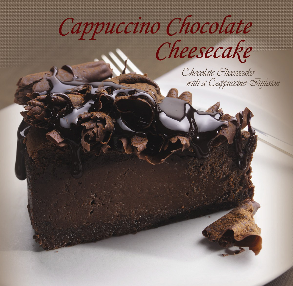 cheesecake cappuccino fudge cheesecake cappuccino chocolate cupcakes ...