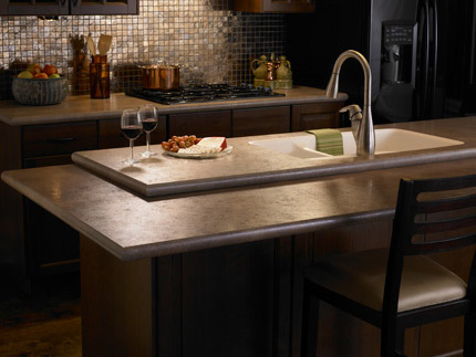 Dazzle With Laminate High Definition Countertops