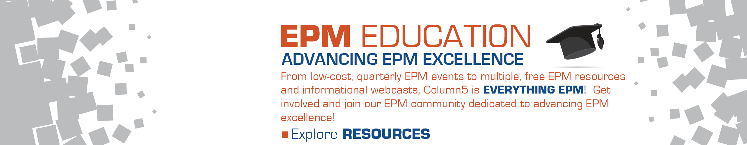 EPM Education Resources