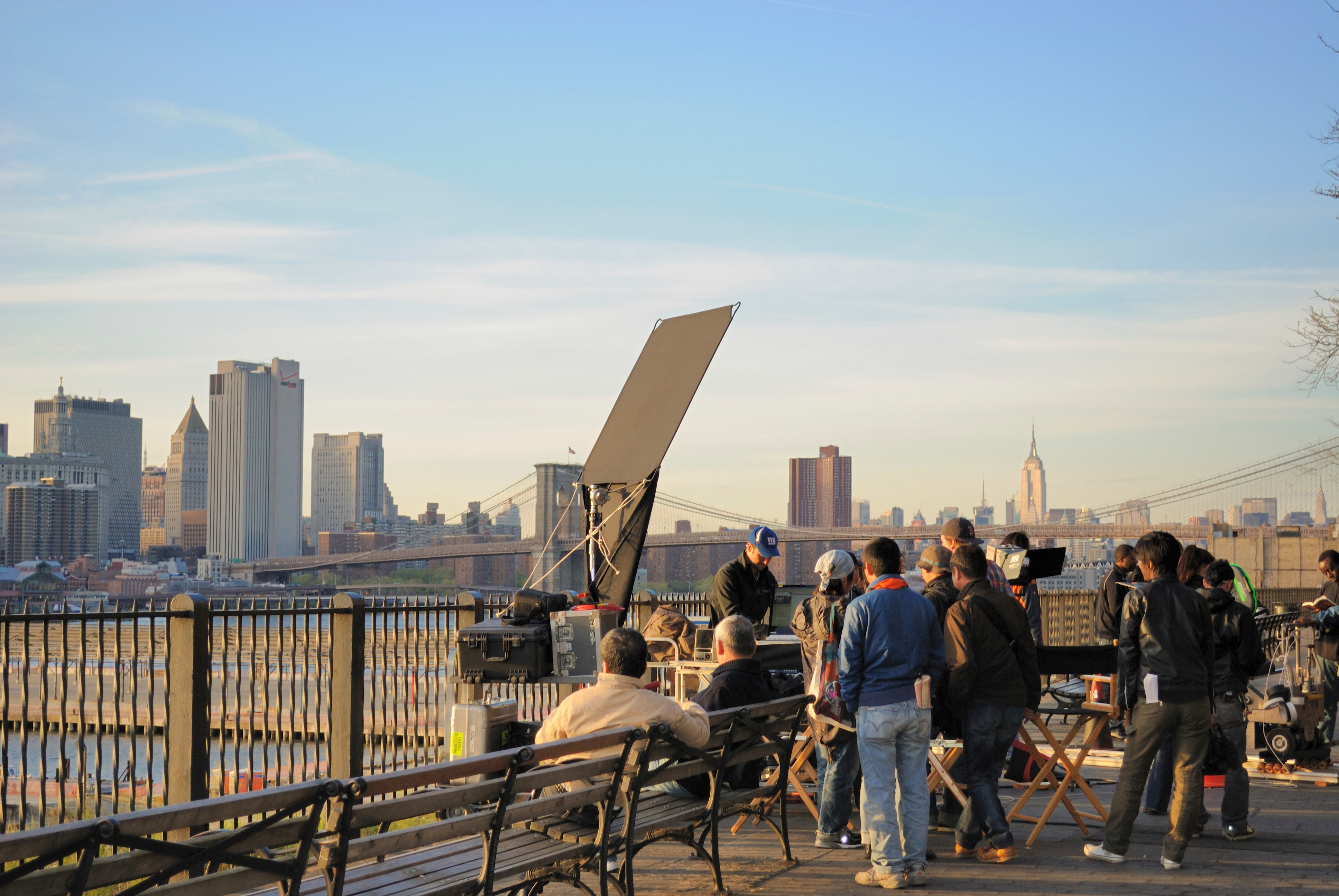 Japanese-Film-Crew-in-Brooklyn-000016988541_Large
