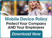 mobile device policy