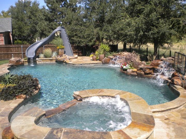 Concrete Pool Construction Arkansas Pool Contractor