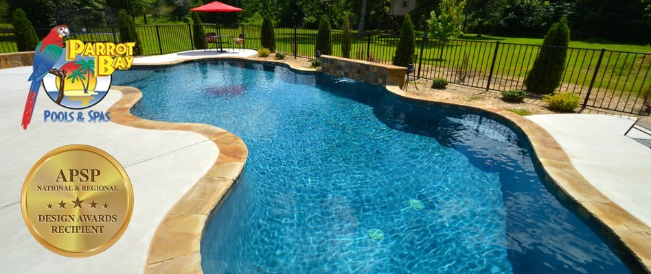 Custom Pool and Spa
