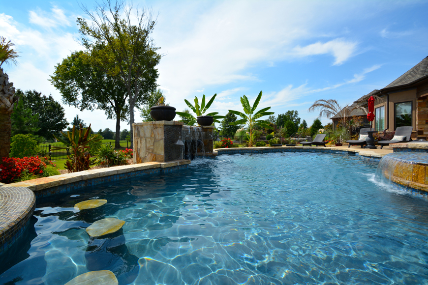Gallery | Central Arkansas Pool Contractor