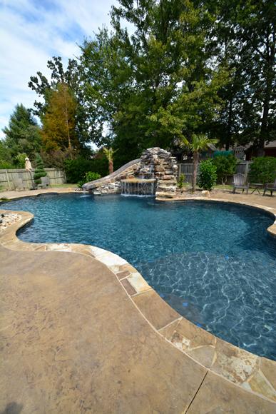 Gallery Central Arkansas Pool Contractor