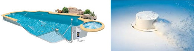 In Floor Cleaning Systems Swimming Pools That Clean Themselves