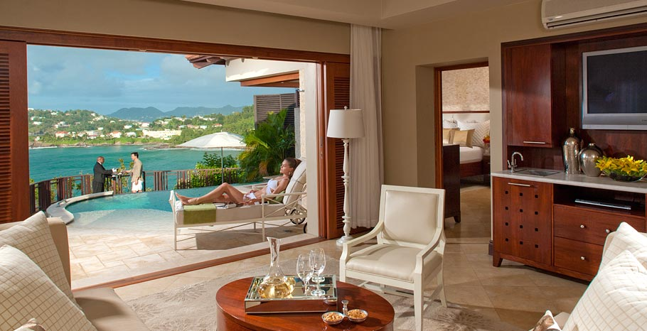Love Nest Suites Villas And Suites Made For Two People In