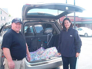 elliot whittier sponsors 3rd bi annual free child car seat inspections. Black Bedroom Furniture Sets. Home Design Ideas