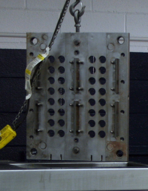 Injection Mold Maintenance