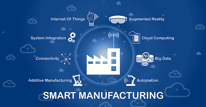industry 4.0 smart manufacturing