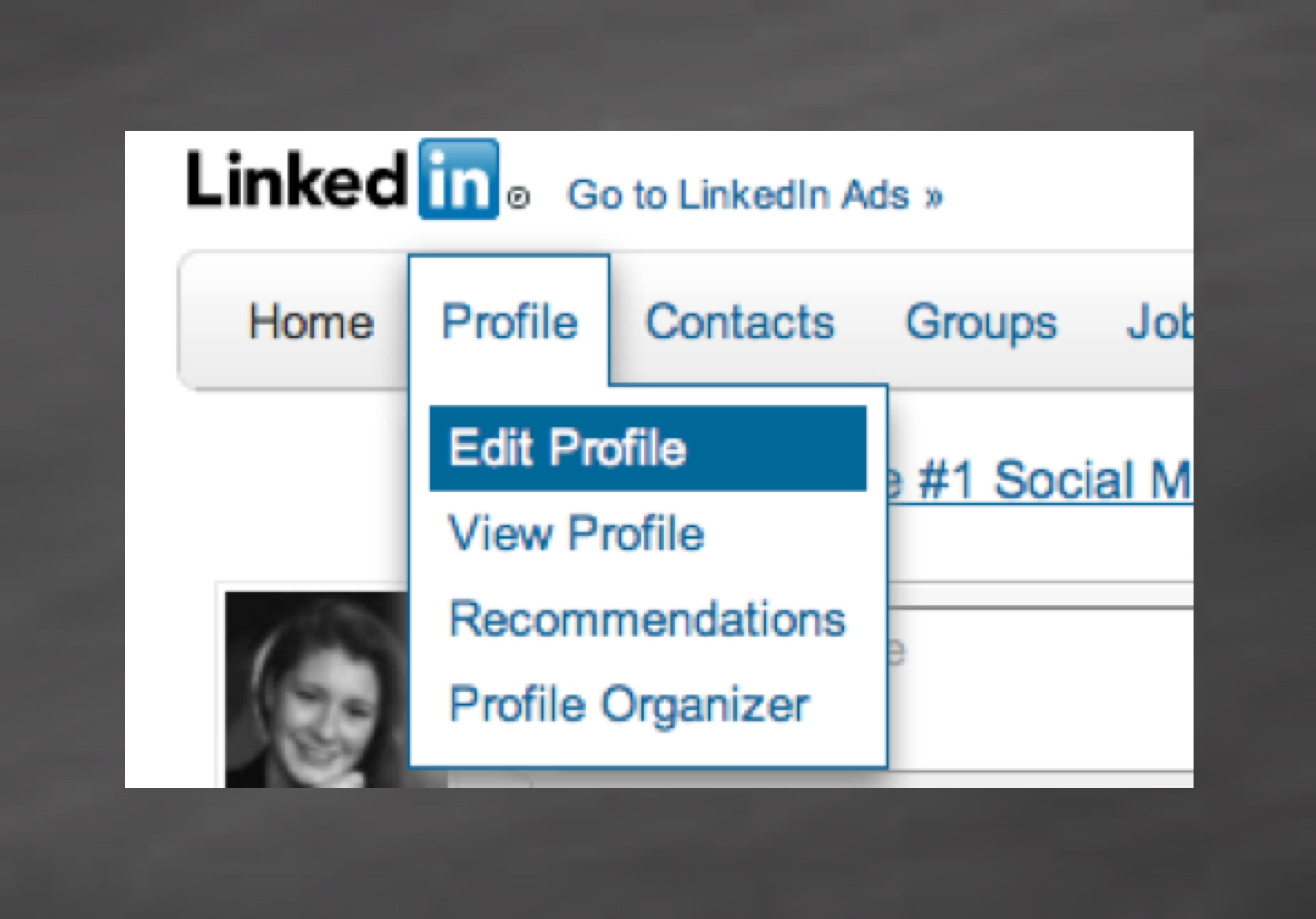 how to add a header image to your linkedin article