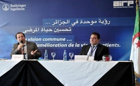 Algerian German Partnership hypertension drugs