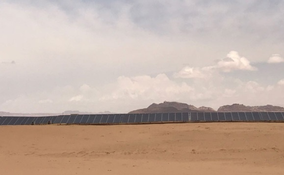 ADFD finances Dh550m Quweira Solar Power Plant in Jordan