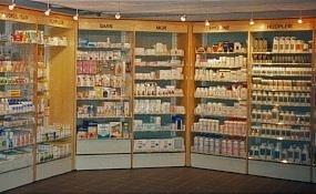 African pharma database