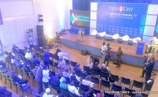 Major summit on financing Nigeria's healthcare holds in Abuja