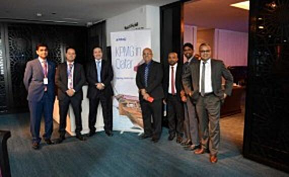 KPMG updates Qatar's finance professionals on IFRS