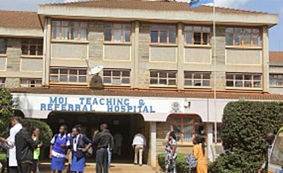 Moi Referral Hospital