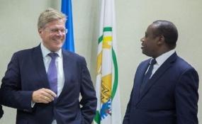 Rwanda gets Rwf30bn German grant to boost decentralisation, private sector