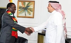 Qatar commits to fund Zim projects