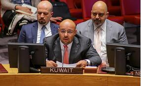 Kuwait supports regional organizations' role in African continent peacekeeping