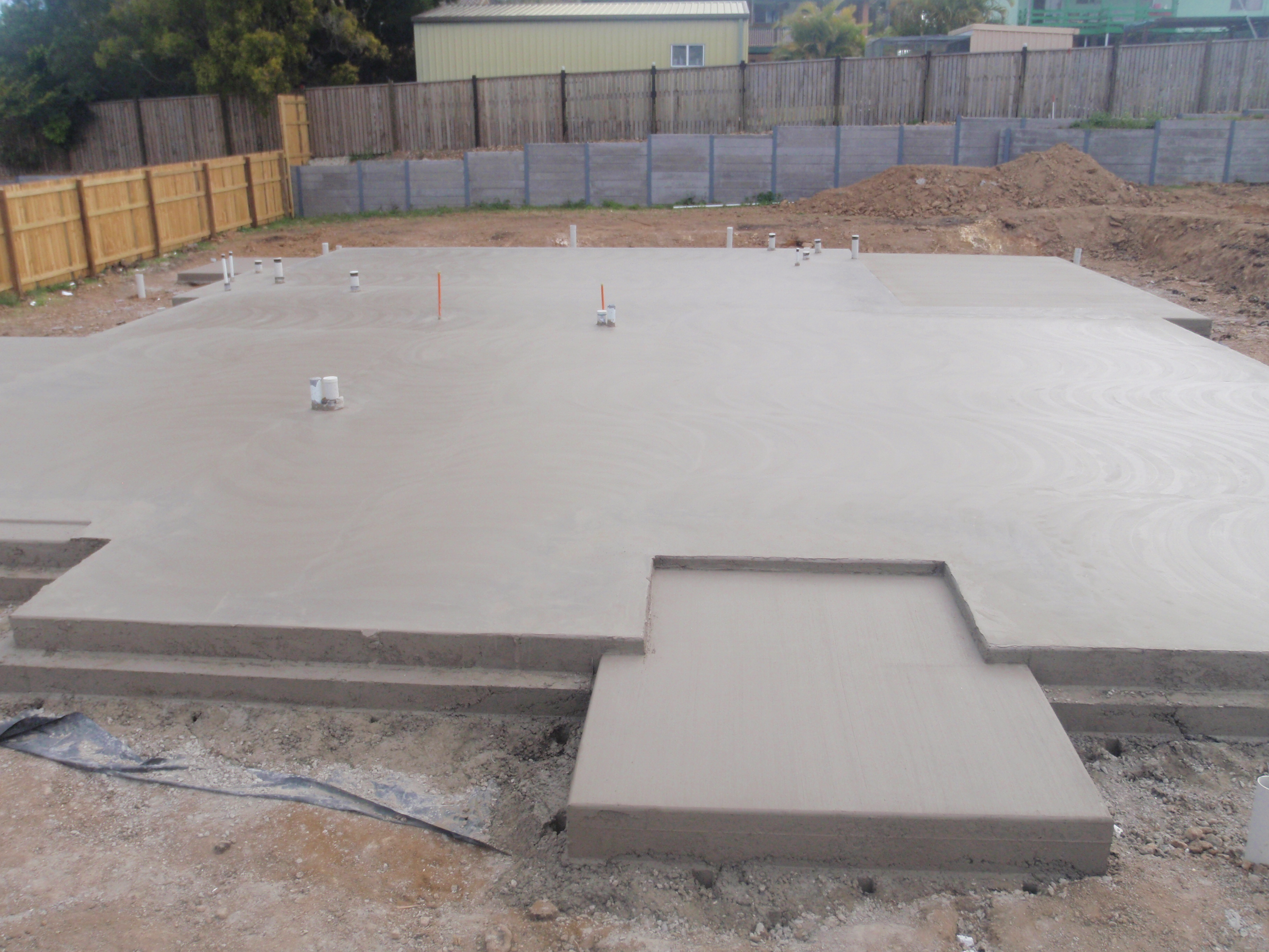 Phases To Home Construction Foundation