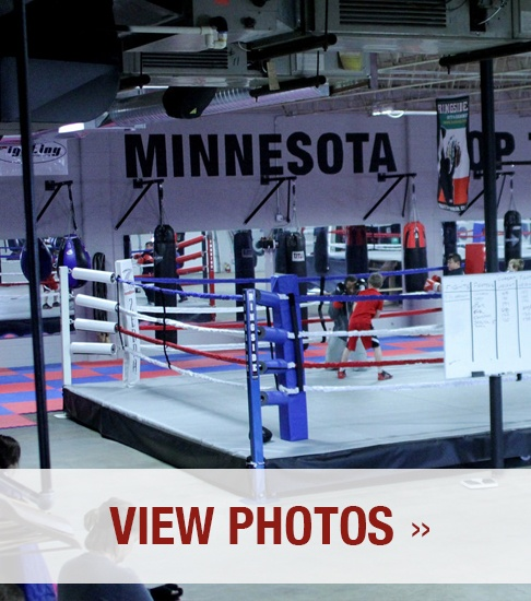 Boxing Training Photo Gallery