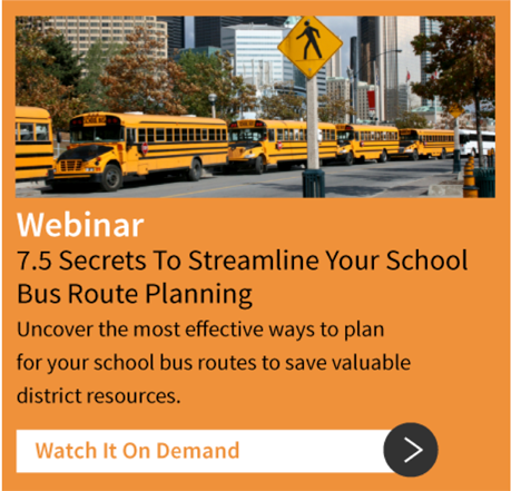 BusBoss: Your School Bus Routing Software Solution