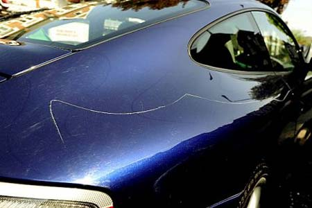 Best Way To Repair Scratches On Car