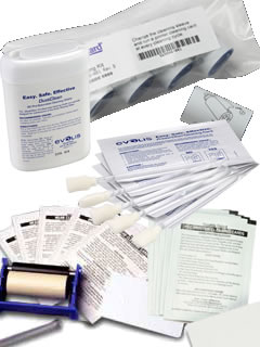 ID Badge Printer Cleaning Kits Australia