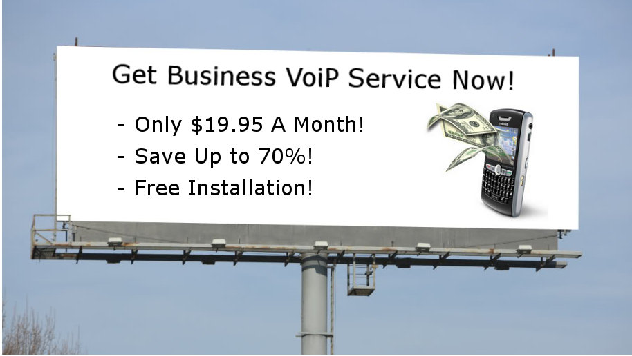 business VOIP installation cost