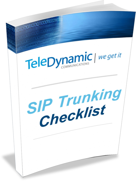Download SIP Trunking Checklist