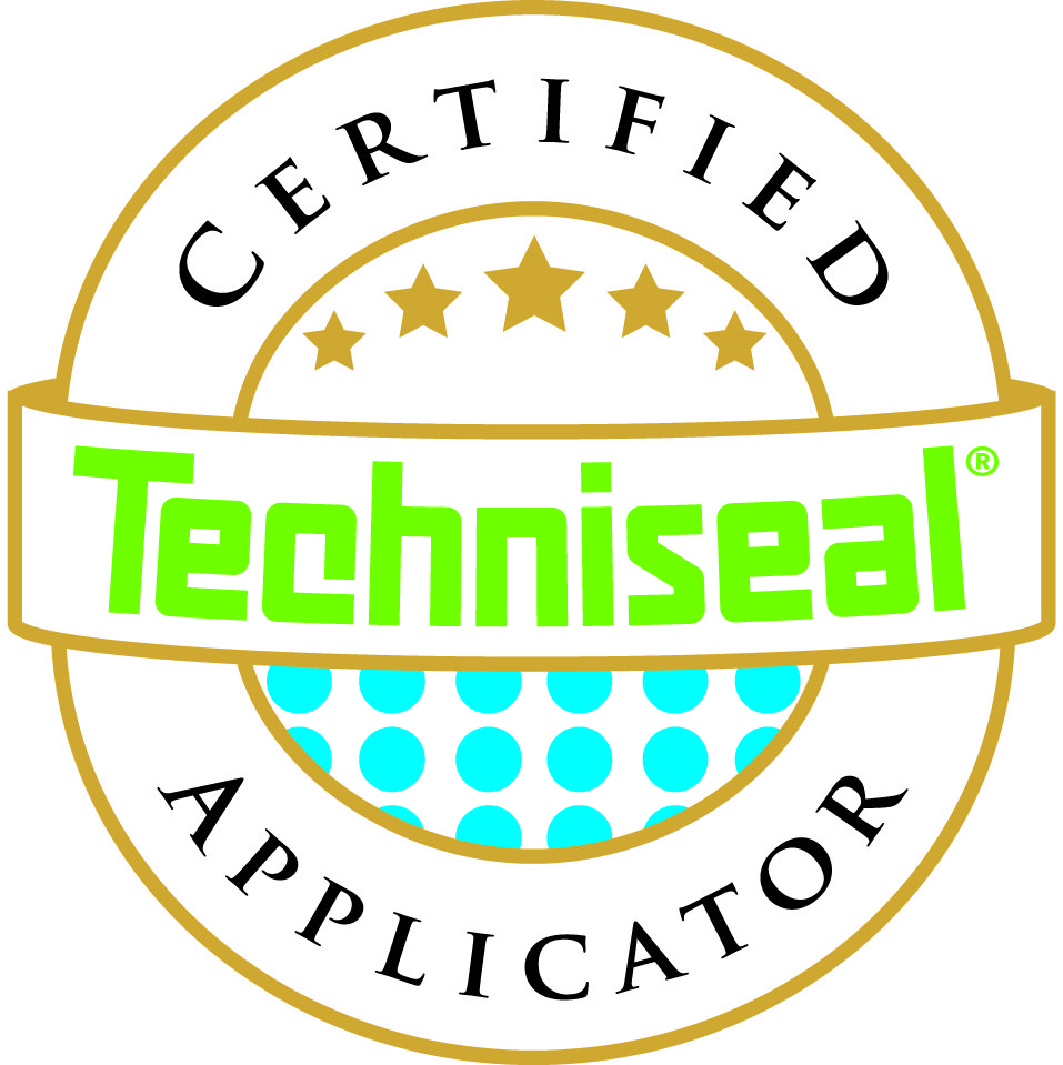 Techniseal certified applicator logo