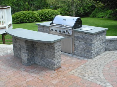 Patio Grills Built In How Do I Plan My Outdoor Kitchen .