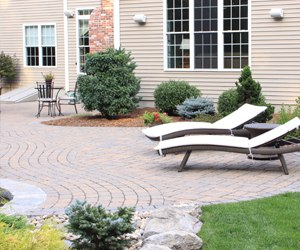 Paver Pool Patio, Bahler Brothers Inc, South Windsor, CT