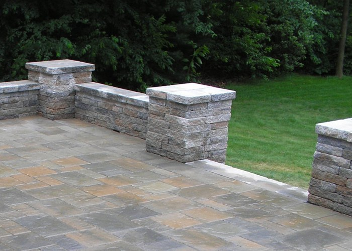 Perfect A Sitting Wall To Define The Edges Of A Patio.
