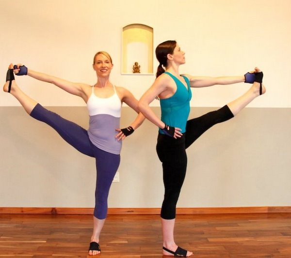 yoga poses with photos and instructions