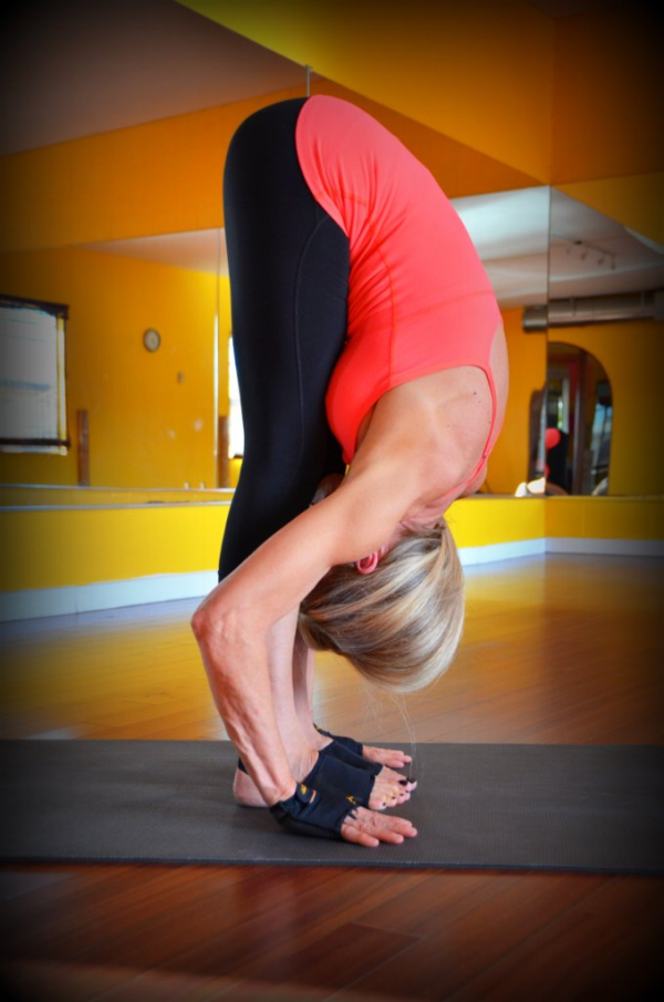 Uttanasana, Standing Forward Bend