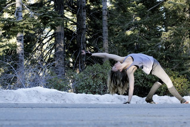 wild thing, yoga for emotionals